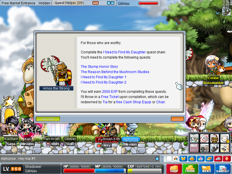 MapleSaga - MapleStory Private Server - Why Play MapleSaga?
